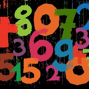 Aprende los números hasta 10 en inglés con canciones