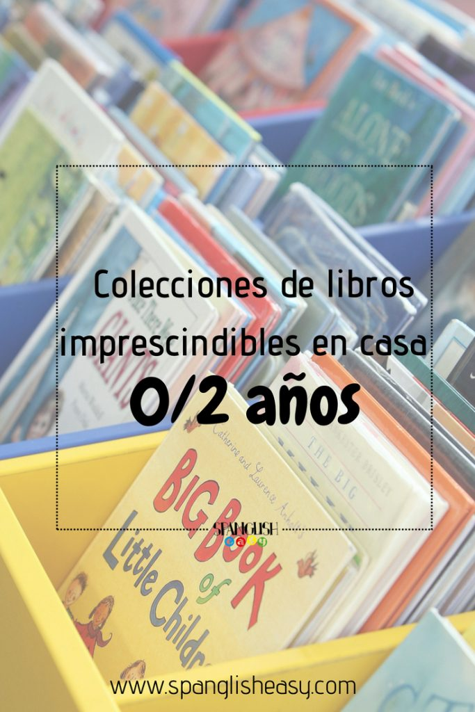 libros en inglés para 0/2 años