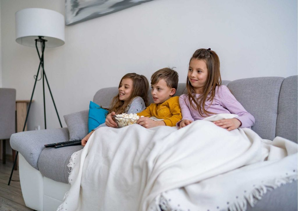 series de televisión infantiles para aprender inglés