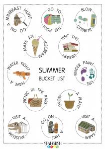 Bucket list - Imagen para compartir en Pinterest