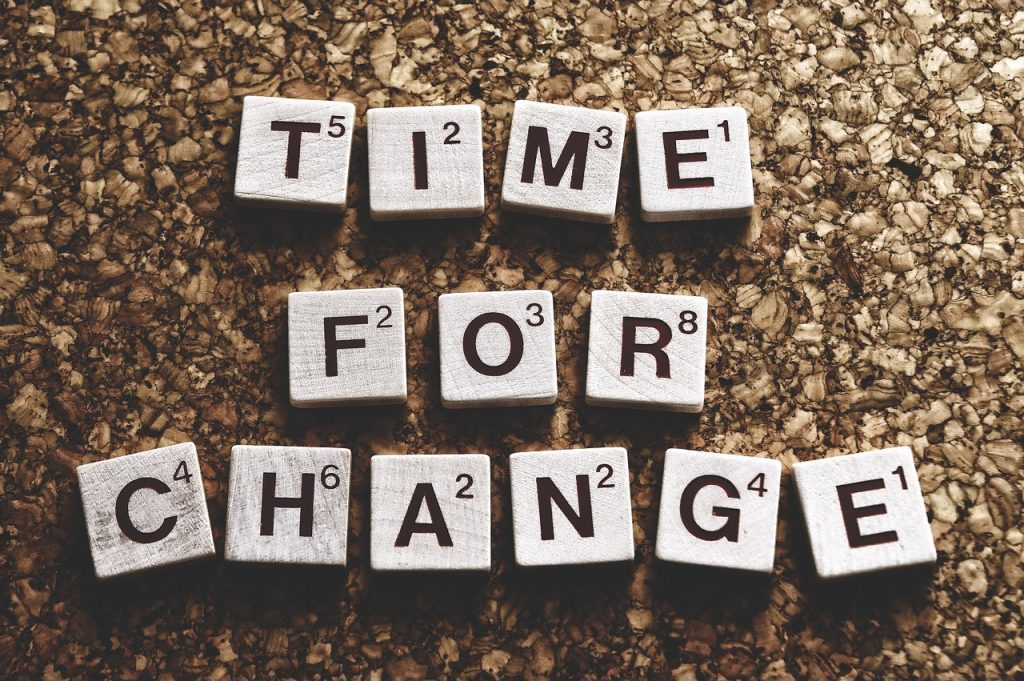 time for change - sonido schwa