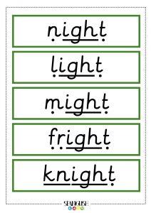 ¿Cómo se pronuncia en inglés igh?
