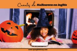 Cuentos de Halloween en inglés