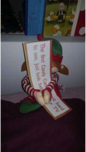 inglés en casa en navidad