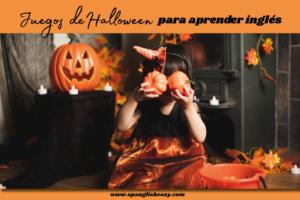 Juegos de Halloween en inglés