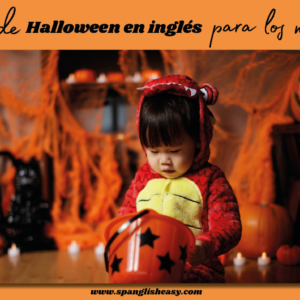 Cuentos en inglés de Halloween para los más peques