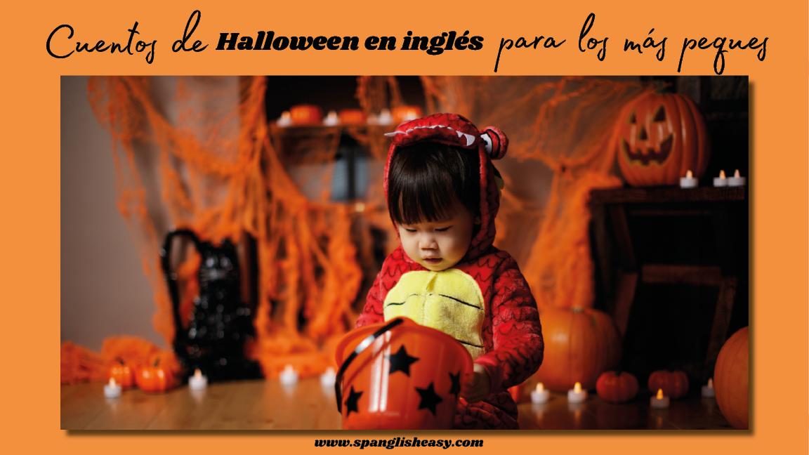 Libros de Halloween para los más pequeños en inglés